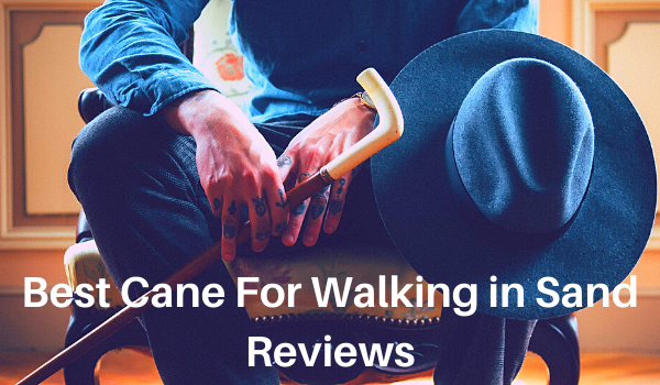 Cane For Walking in Sand